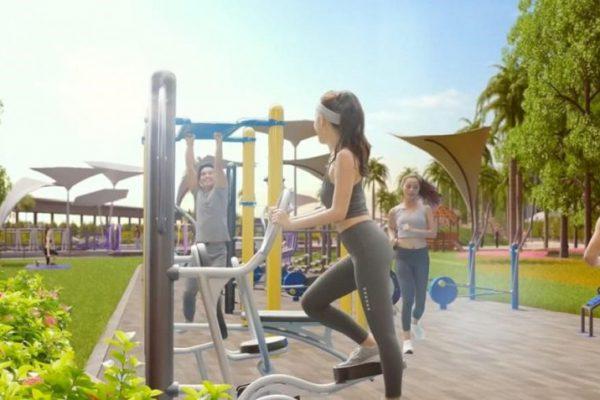 Công viên vui chơi, giải trí