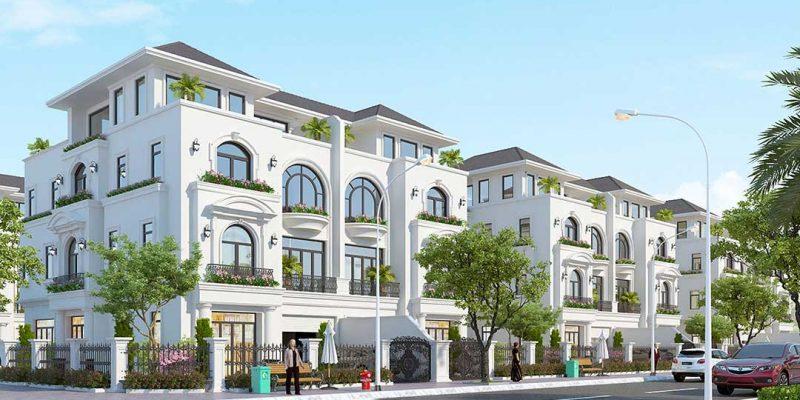 Biệt thự song lập dự án Mạnh Đức Residence Tân Hồng, Từ Sơn, Bắc Ninh