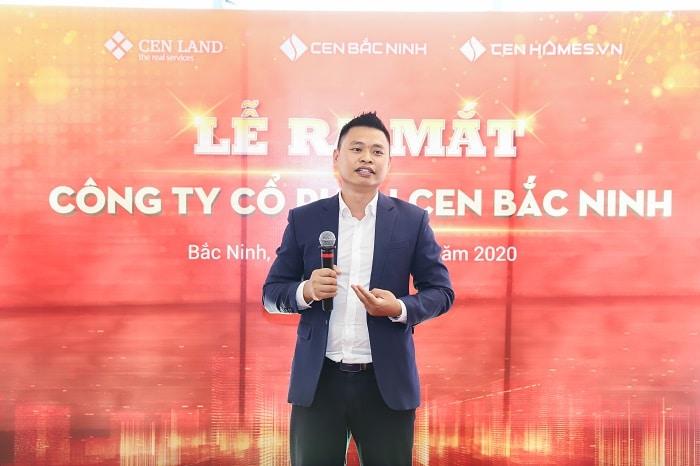 Cen Land ra mắt Cen Bắc Ninh