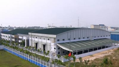 Khu công nghiệp Lam Sơn - Hạp Lĩnh