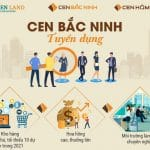 Cen Bắc Ninh tuyển dụng