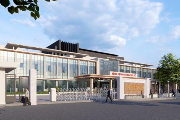 Phòng khám y tế tại Đại Từ Garden City