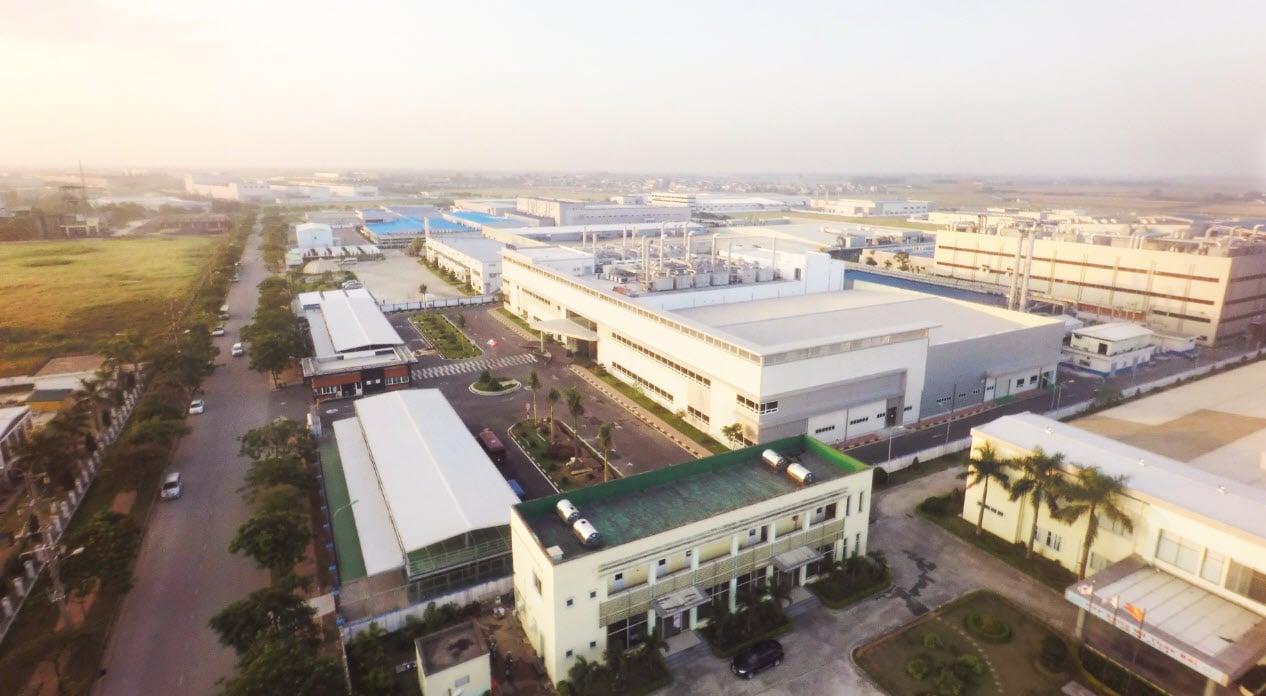 Bất động sản công nghiệp tại Bắc Ninh