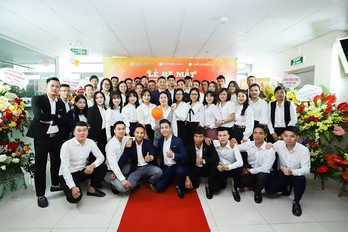 Cen Bắc Ninh đang là công ty tỉnh có doanh số bán hàng tốt nhất Cen Land.