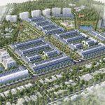 Phối cảnh 3D dự án Cầu Trúc, Sông Công, Thái Nguyên